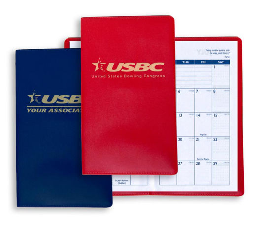 Picture of USBC logo Pocket Calendar(National Logo)