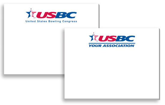 Picture of Sticky Notepad (National Logo)