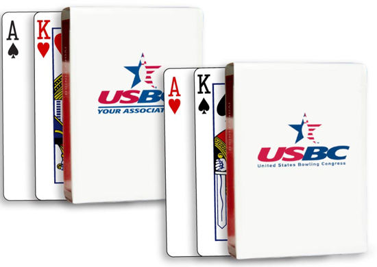 Picture of Decks of Cards (National Logo)