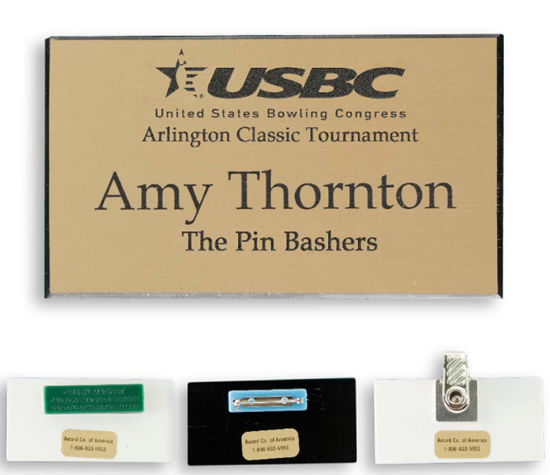 Picture of Name Badges
