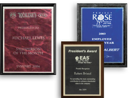 Picture for category Design-Your-Own Plaques