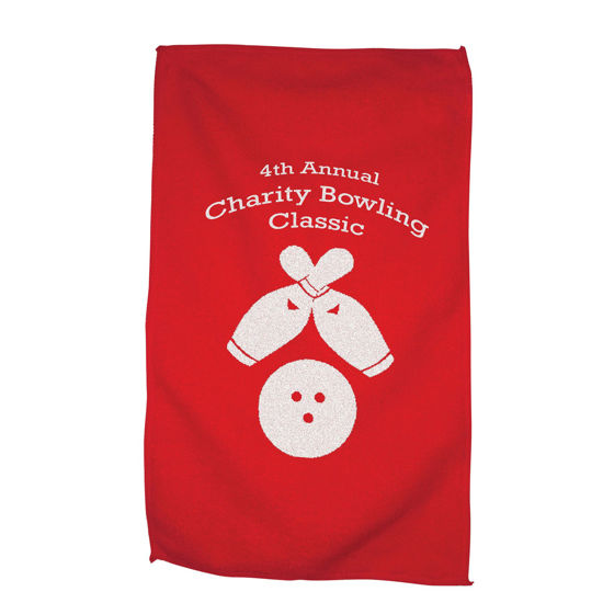 Picture of Microfiber Bowling Ball Towel