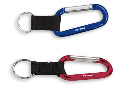 Picture of Anodized Carabiners