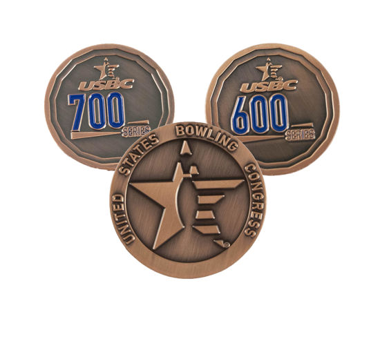 Picture of Game And Series Medallion with USBC National Logo