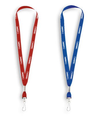 Picture of Badge Lanyard (State And Local Logo)