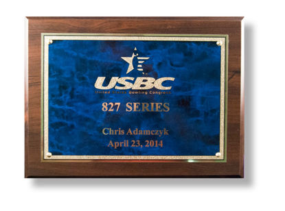Picture of 800 Series Plaque