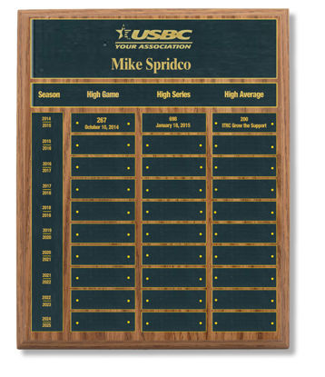 "Picture of 11""x17"" Perpetual Plaque"