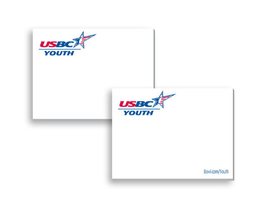 Picture of Sticky Notepad(Youth Logo)