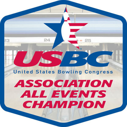 Picture of Bowling Magnets with USBC National Logo
