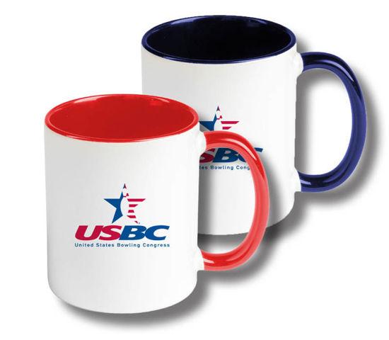 Picture of 11oz Ceramic Mug (State And Local Logo)